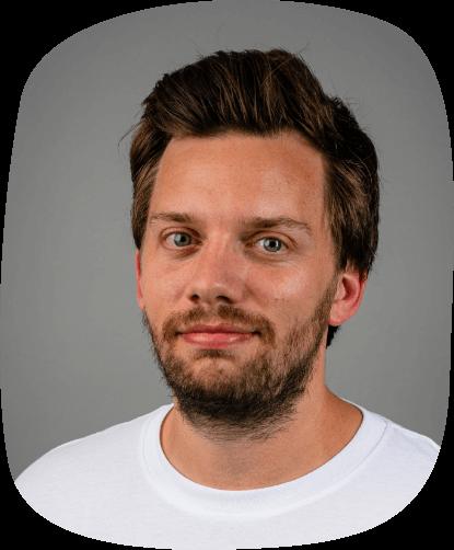 Portrait Florian Bahr